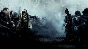 Bane and Batman - The Dark Knight Rises wallpaper - Movie ...