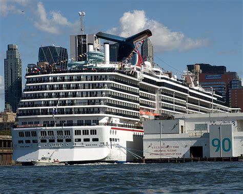 CARNIVAL MIRACLE Cruise Ship Passenger Ship Terminal Hudu2026 | Flickr