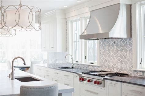 Sacks Kitchen Backsplash by New Design Works Kitchens Sausalito Five Light