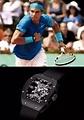 戴著500萬的手錶打網球,納達爾真的在作死? - 每日頭條
