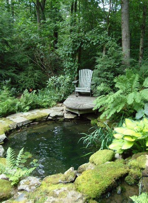photos of garden ponds 67 cool backyard pond design ideas digsdigs