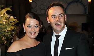 Ant McPartlin's ex-wife Lisa Armstrong arrives at Britain ...