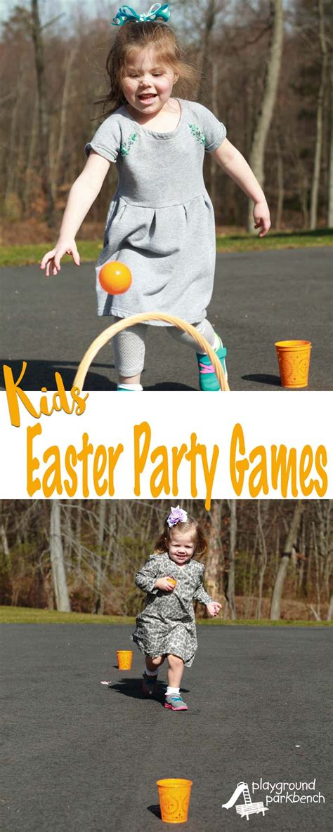 easter 619 | Kids Easter Party Games for Preschoolers