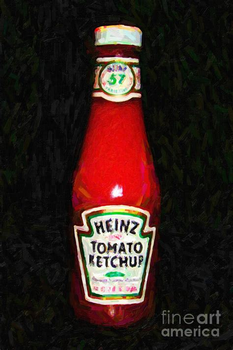 Heinz Tomato Ketchup Photograph by Wingsdomain Art and ...
