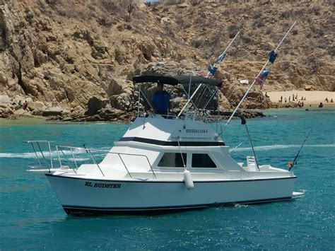 Cabo Boats by Cabo Fishing Charters Boats