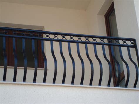 Balustrade balcon fier forjat, balustrade balcon fier
