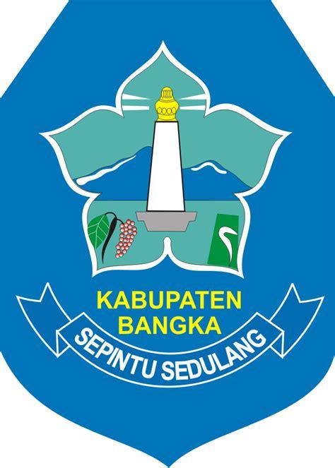 logo kabupaten bangka ardi la madis blog