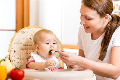 Top 8 Weaning Foods For Babies Inlifehealthcare