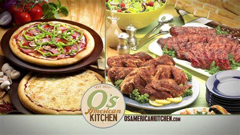 o american kitchen o s american kitchen