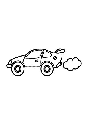 cool car coloring pages  kids printable speed car