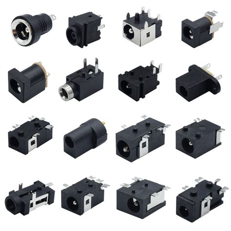 No news for in the past two years. China DC Socket Power Jack Socket Connector Female Plug ...