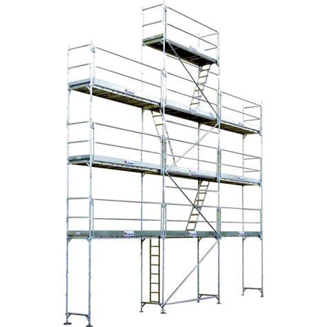 location echafaudage de fa 231 ade aluminium 88 m2 avec remorque echafaudages kiloutou