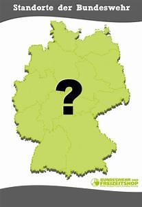 Standorte Der Bundeswehr : standorte der bundeswehr bw freizeitshop camp ~ Watch28wear.com Haus und Dekorationen