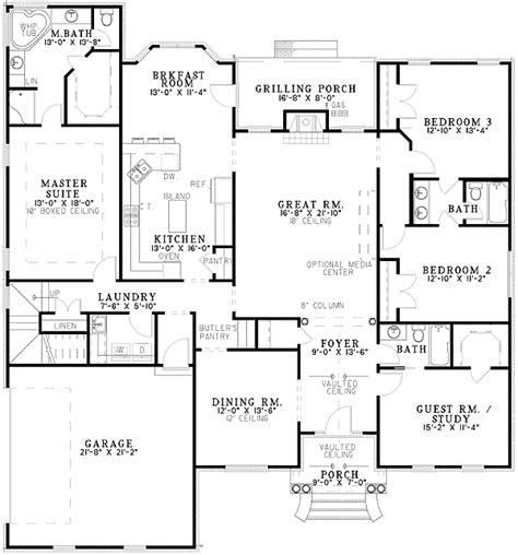 Split Bedroom Floor Plan by 20 Split Bedroom Floor Plans Ideas To Remind Us The Most