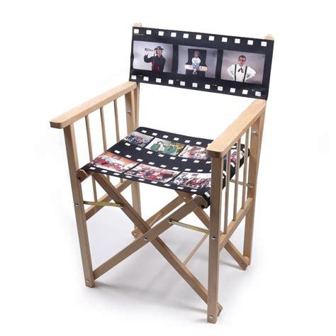 siège du réalisateur personnalisé impression de qualité