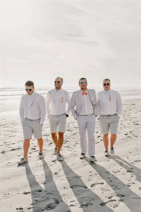beach wedding groom attire ideas 89 bridalore