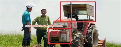 parts service kubota myanmar