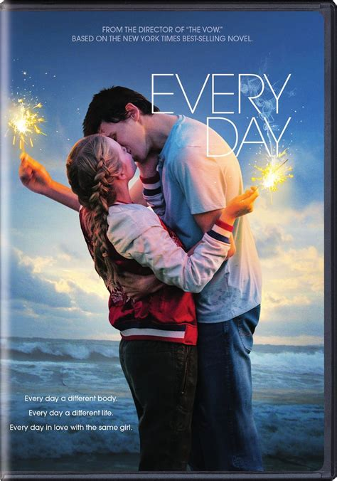 Every Day Dvd Release Date June