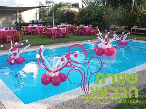 pool decorations 42 best images about pool decor on pinterest pool floats balloon ideas and pools