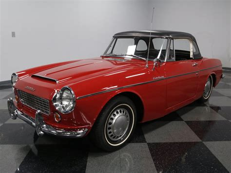 1964 Datsun Fairlady by 1964 Datsun 1500 Fairlady Streetside Classics The