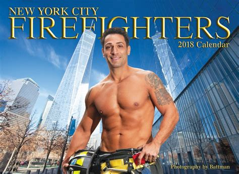 nyc firefighters calendar products chefs connection