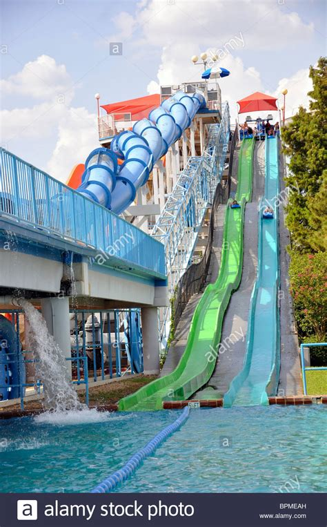 hurricane harbor arlington texas water slide at hurricane harbor waterpark six flags over