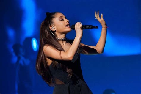 Ariana Grande The Honeymoon Tour In St Louis 08 Gotceleb