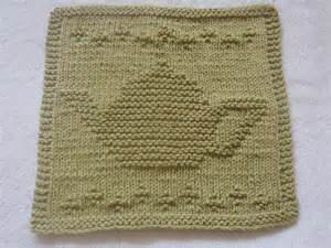 Free Knit Dishcloth Patterns