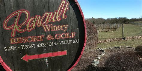 Renault Winery Events by Renault Winery Still Working After Foreclosure Sale