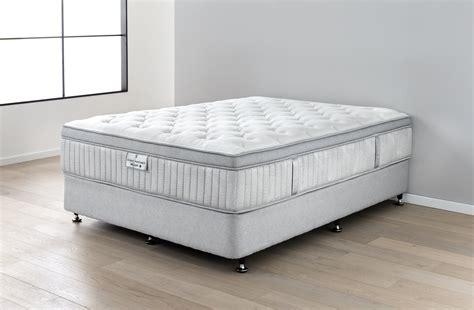 beds and mattresses silent partner bellagio mattress plush beds mattresses