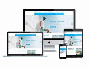 et yacht free responsive yacht joomla template With what is a responsive template