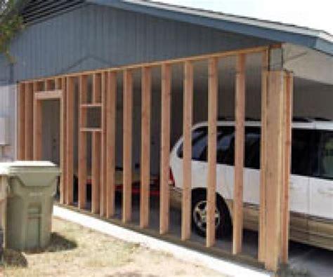 enclosed garage ideas best 25 enclosed carport ideas on pinterest modern gazebo carport ideas and carport designs