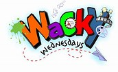 Image result for Wacky Wednesday Free Clipart