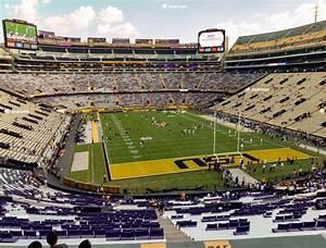 Lsu Tiger Stadium Section 236 Seat Views Seatgeek