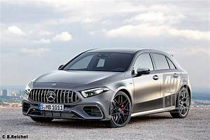 Mercedes Benz Classe A Amg : 2018 mercedes amg a 45 new sporty a class with 400 hp mercedesblog ~ Medecine-chirurgie-esthetiques.com Avis de Voitures