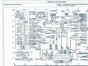 1988 Toyota Pickup Transmission Diagram
