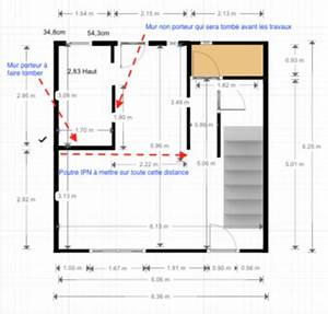 estimations prix pour tomber un mur porteur remplacer par With tomber un mur porteur