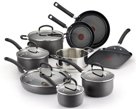 cookware pots pans ultimate nonstick dishwasher oven