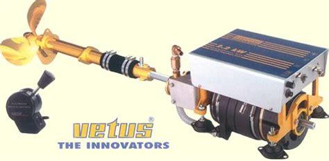 Electric Inboard Motor by Vetus Electric Inboard Motor Boat Design Net