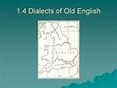 Old English - online presentation