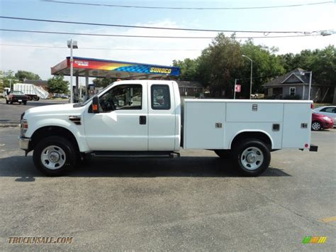 electric truck for sale 2008 ford f350 super duty xl supercab 4x4 utility truck in
