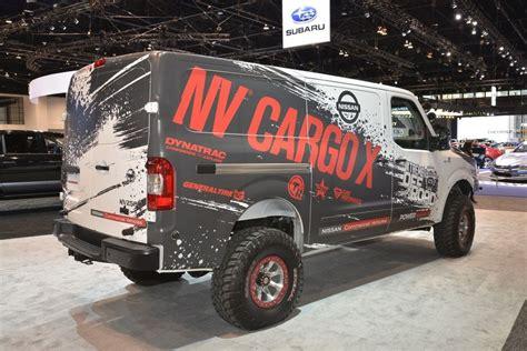 Nv Cargo X by Nissan Nv Cargo X Concept Má Ra Hæ á Ng ä I Má I Cho Xe TẠI