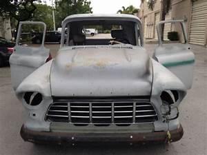 Purchase Used 1956 Chevrolet 3100 Shortbed Stepside P  U