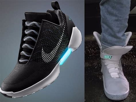 Back to the Future Nike Shoes for Sale