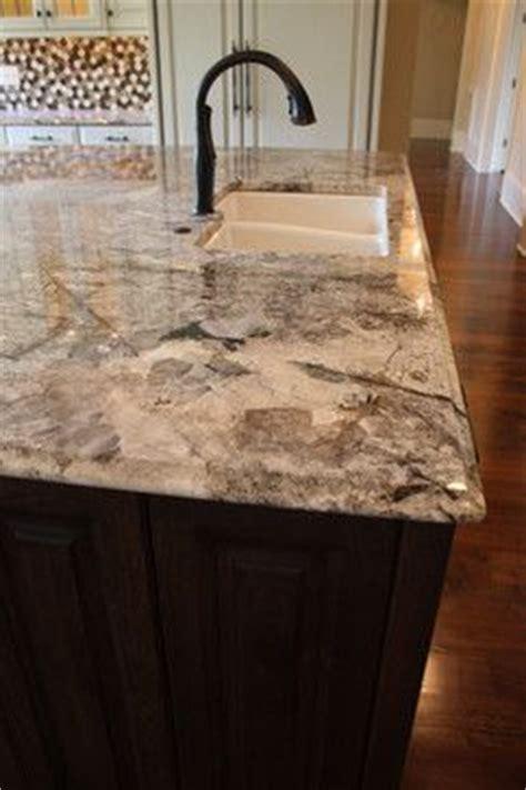crema typhoon granite remodel ideas