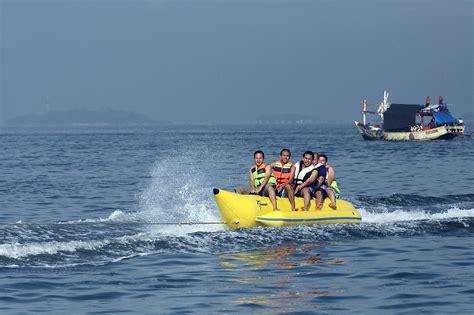 Banana Boat In Bali by Bali Banana Boat Benoa Water Sports