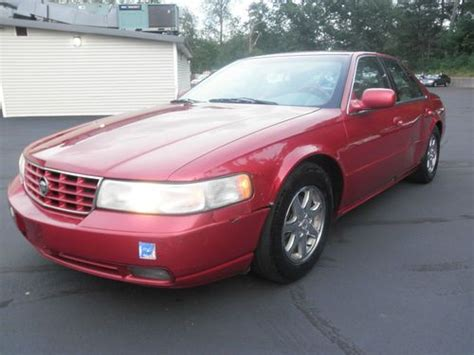 Buy Used 2000 Cadillac Seville Sts Low Miles No Reserve