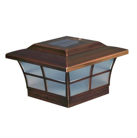 solar deck post cap lights lowes post cap solar lights for deck lowes 4x4 home depot post