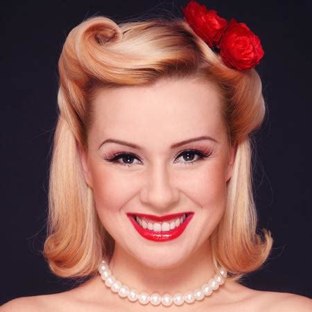 50s Prom Hairstyles by 50 Vintage Hairstyles For All Types Of Yve Style