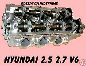 Hyundai Kia Optima Sonata Santa Fe Tucson 2 5 2 7 Dohc V6